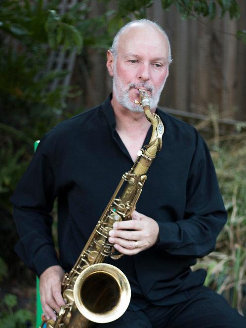 Quantum leap for Tenor or Soprano sax and piano