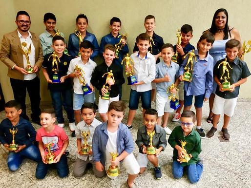 Atletas A3 Betta sports são premiados