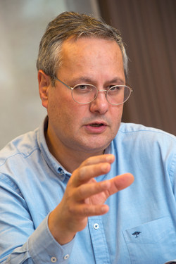 Guido Gonnissen, CFO bij Hifferman