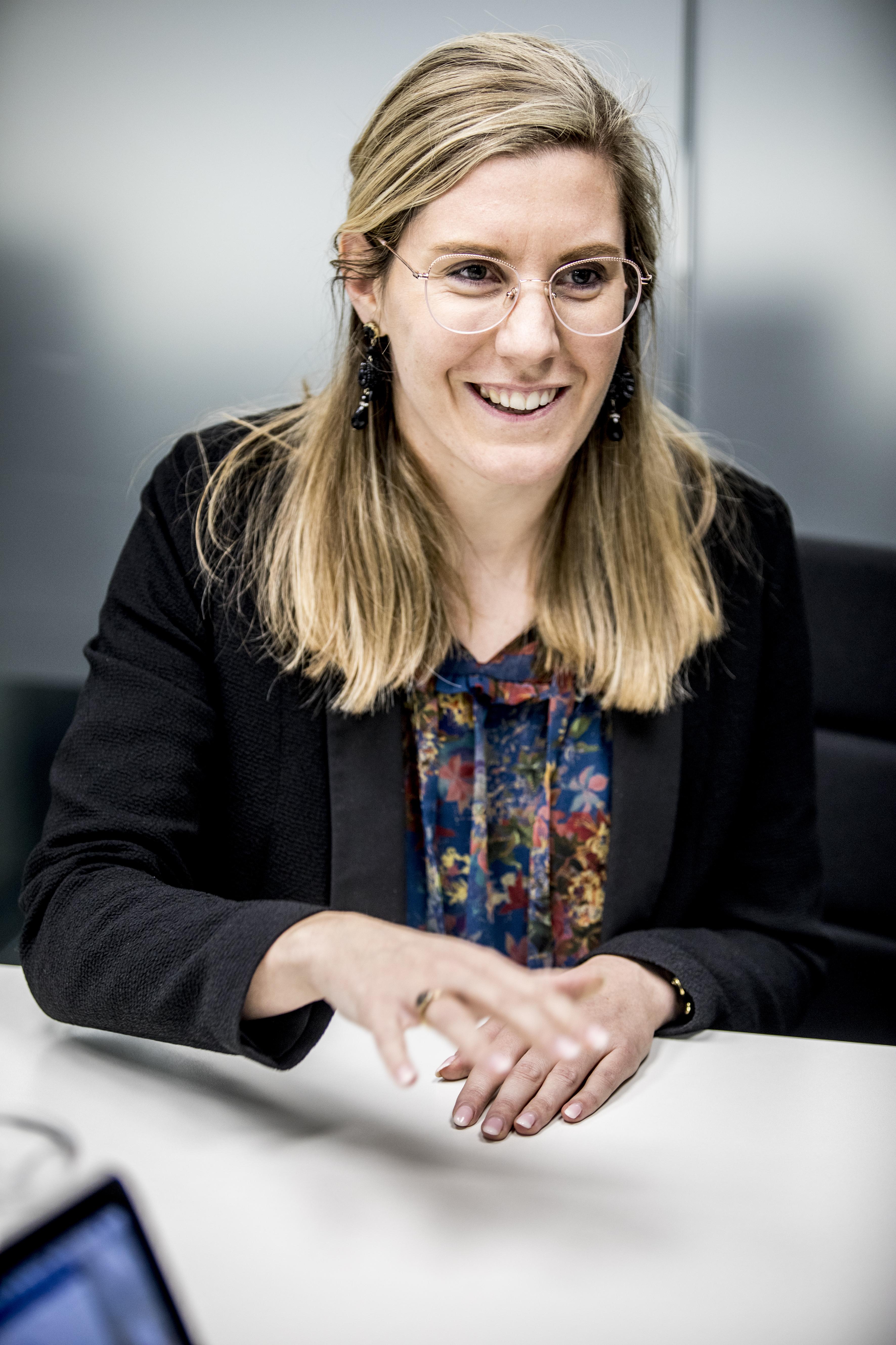 Marjolein Frederickx, Lidl