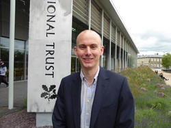 Peter Vermeulen, CFO National Trust