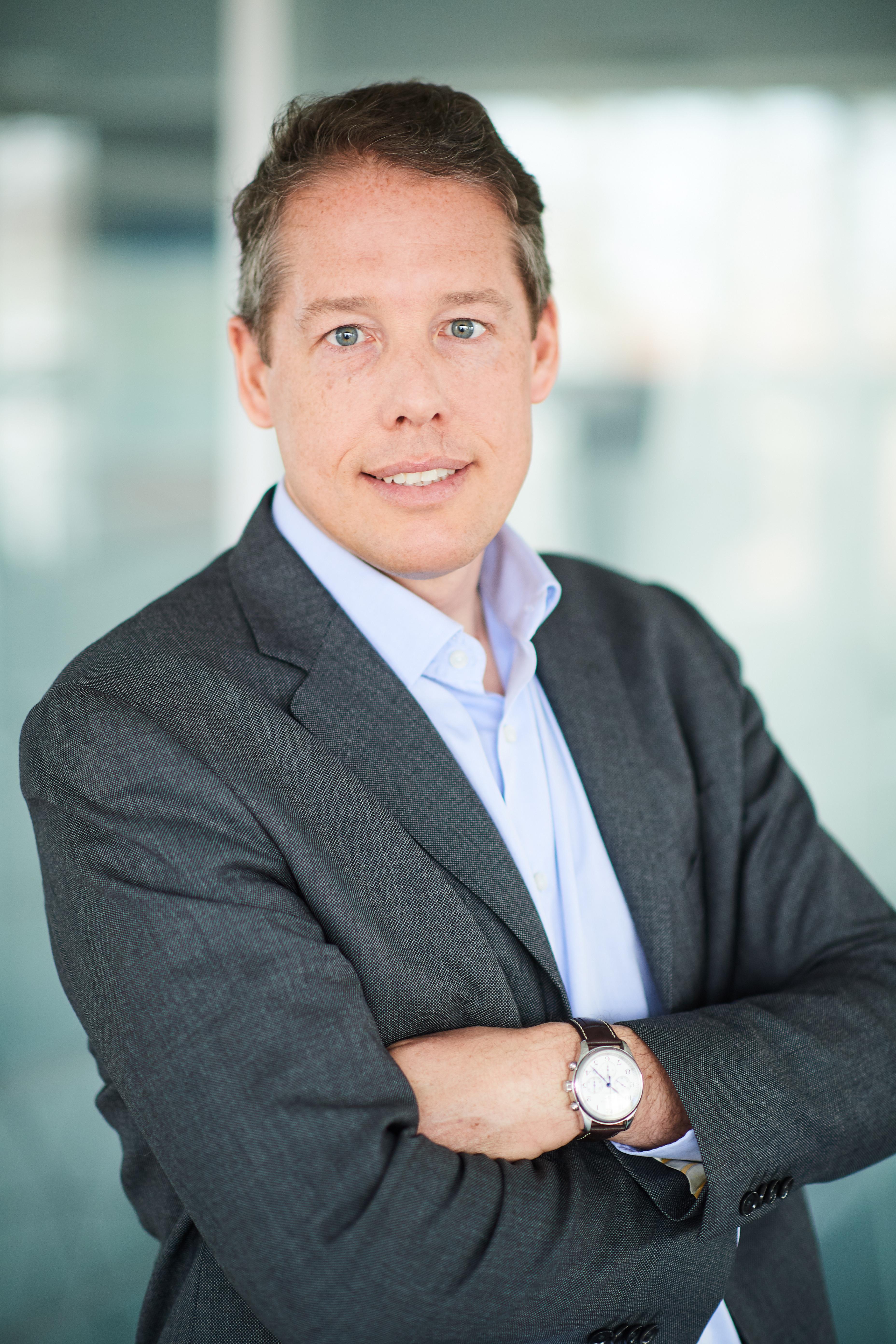 Sébastien Veldeman, CFO bij Audiovalley