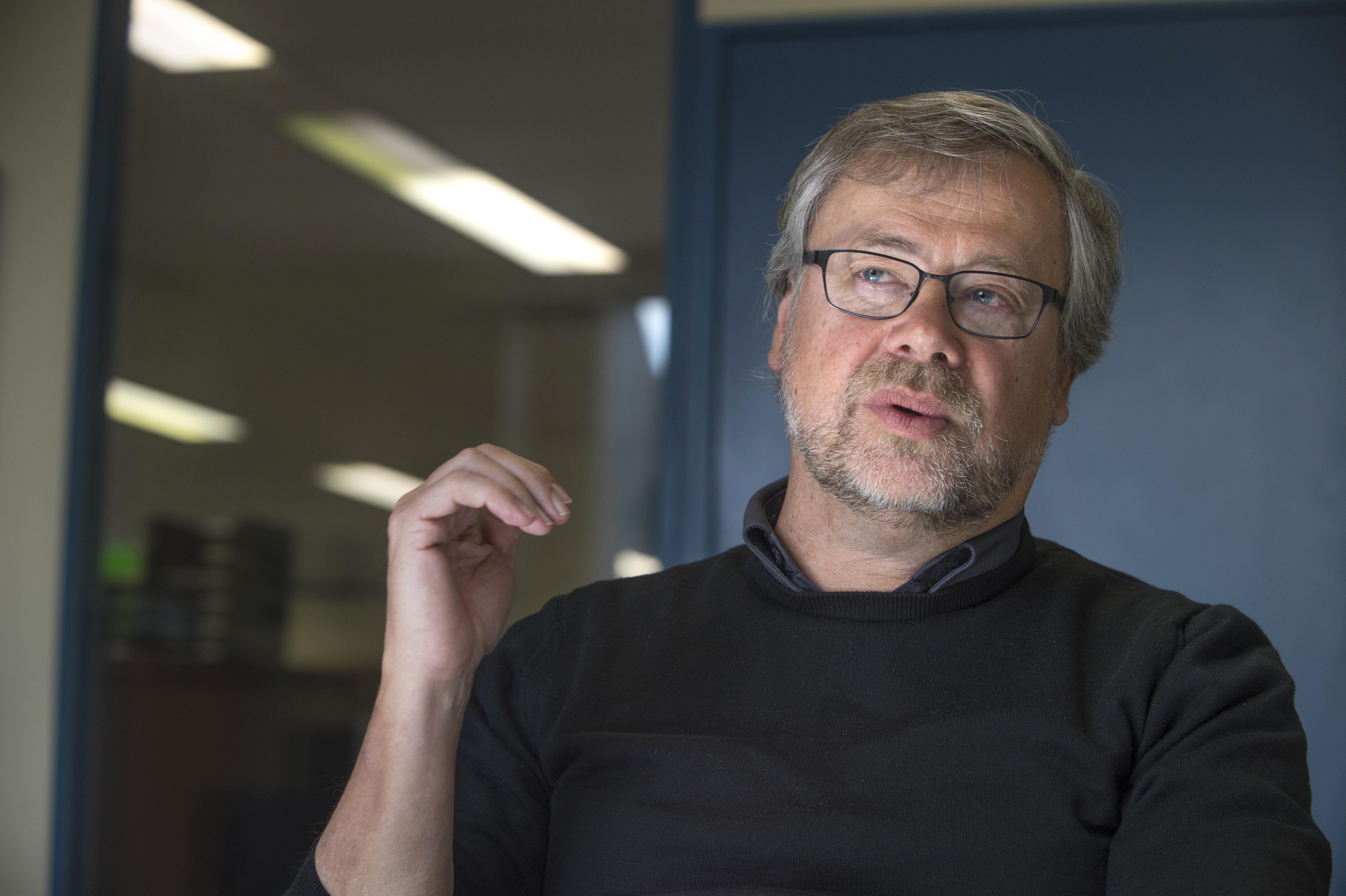 Johan Maes, CFO bij Aquafin