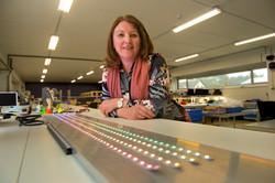 Wille Kathleen, CFO bij Velleman