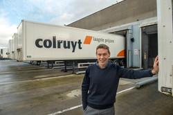 Stefaan Vandamme, CFO Colruyt