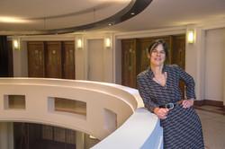 Christine Perpette, CFO Bozar