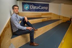 Jelle Carcan, CFO DataCamp
