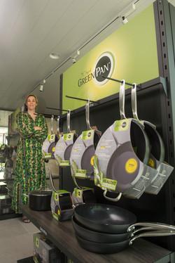 Kathy Merckx, The Cookware Company