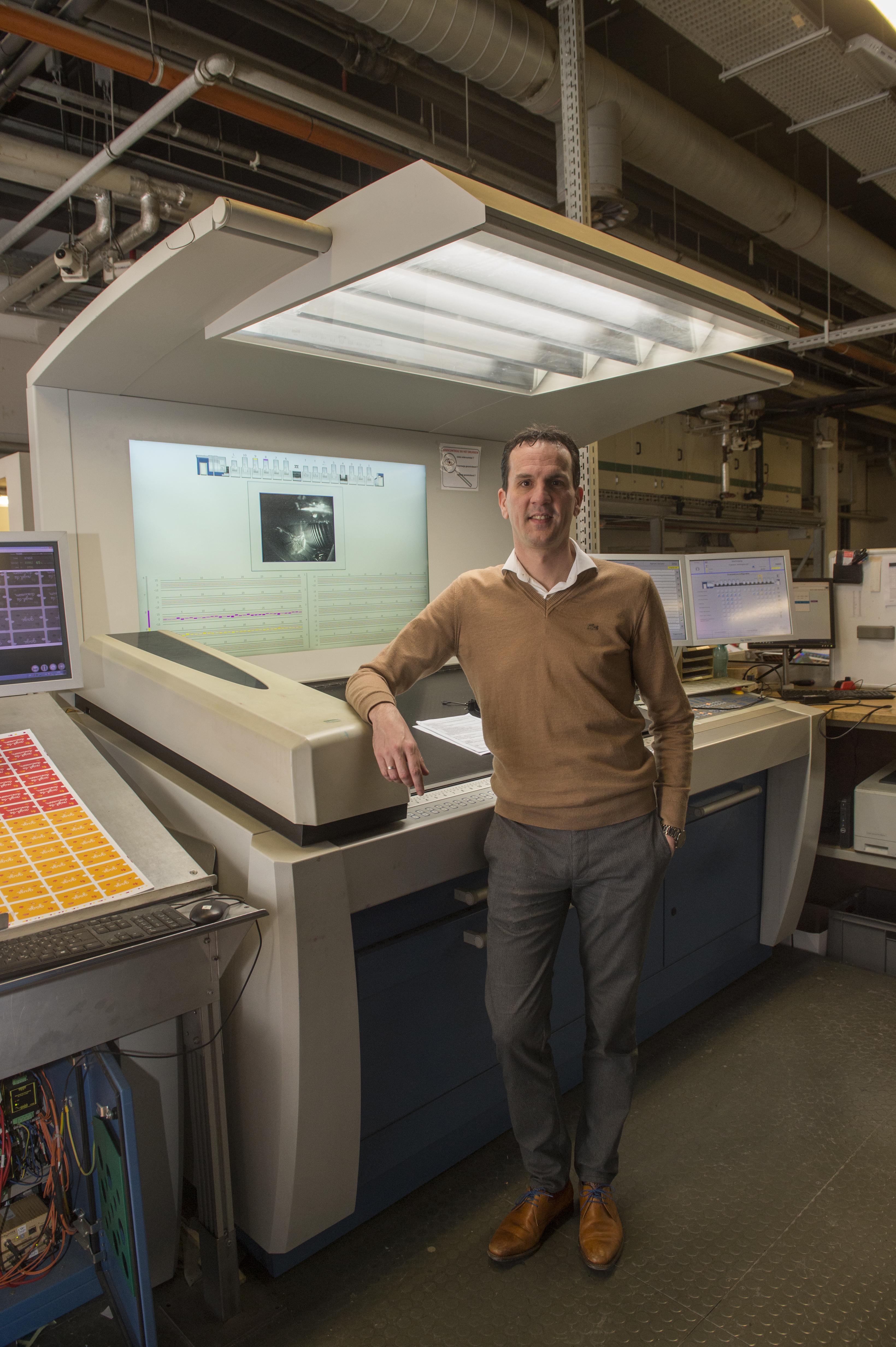 Istvan Lagaert, CFO van Cartamundi