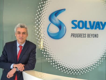 Solvay steunt op connected planning voor finance transformatie