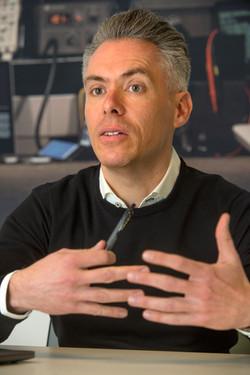 Vincent Bruyneel, CFO November Five