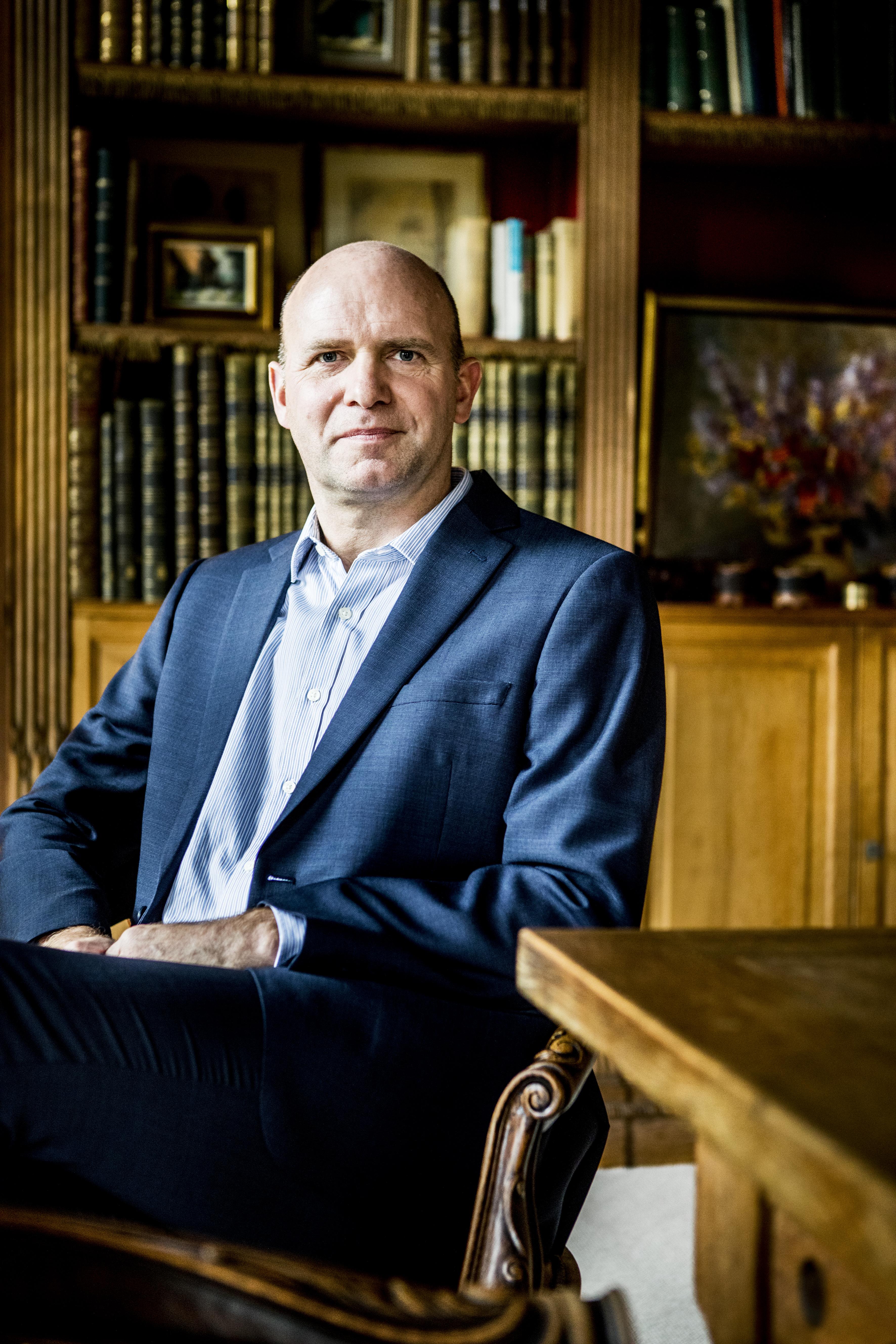 Johan Nelis, CFO bij Sipef