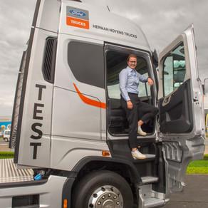 Robotics maakt uitrol Ford Trucks België mee mogelijk