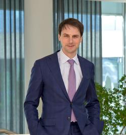 Benoit Dewaele, CFO Ubiway