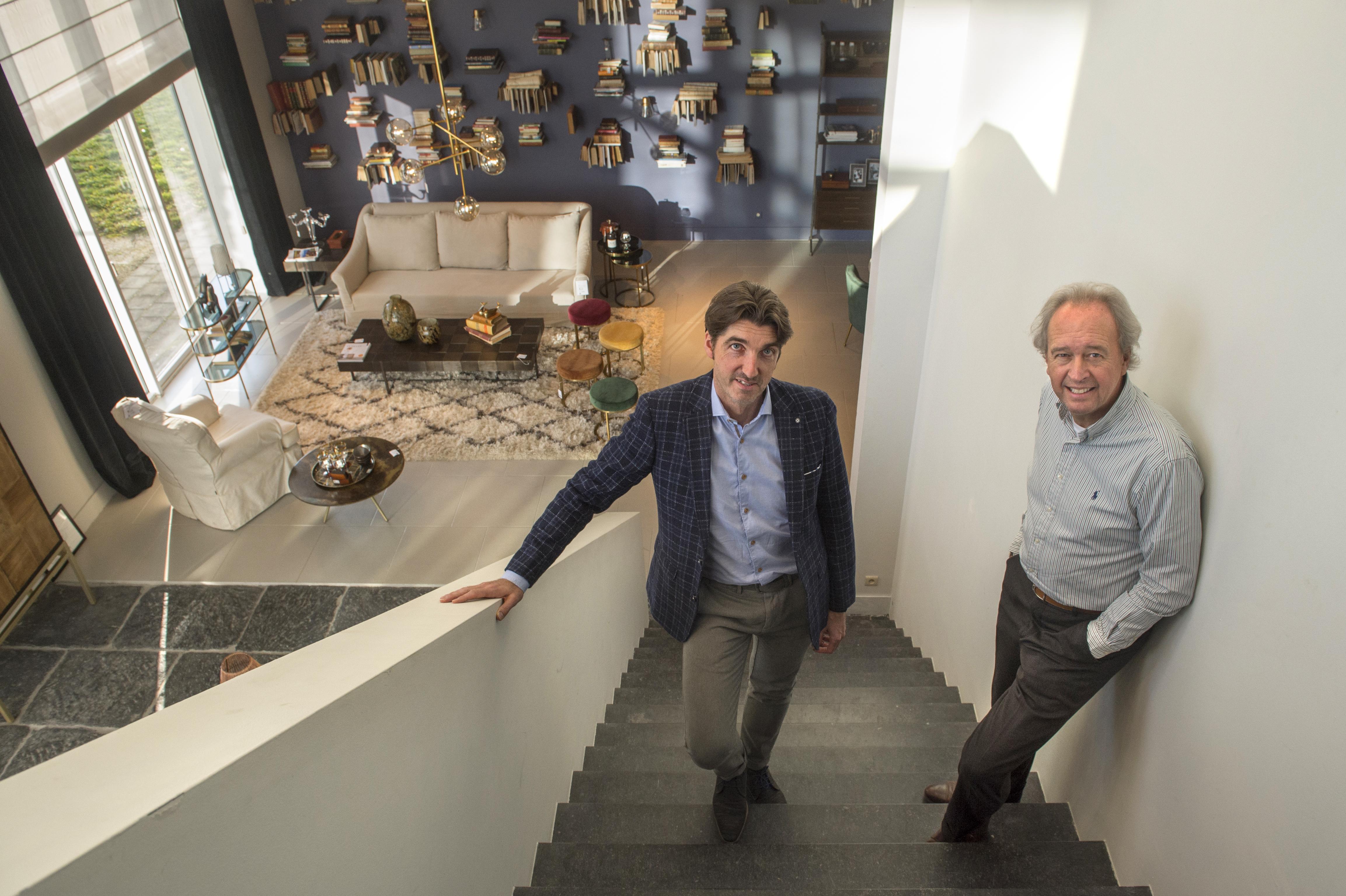 Ivan Leus en Alex Flamant