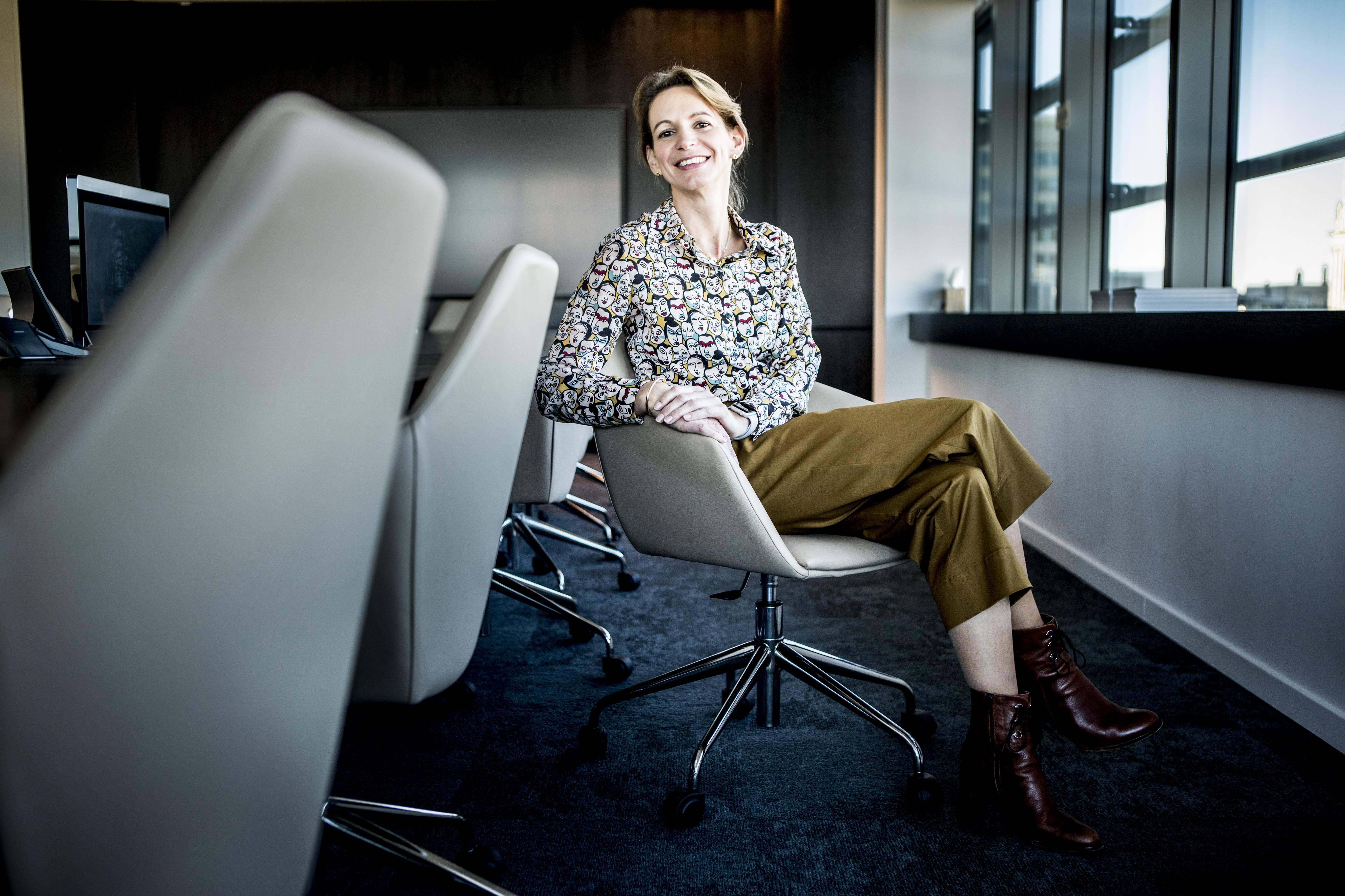 Ingrid Daerden, CFO Aedifica