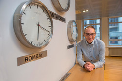 Ronny Willemsens, CFO bij Steelforce