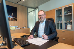 David Termont, CFO bij Fluvius