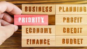 Vijf actuele prioriteiten voor Finance