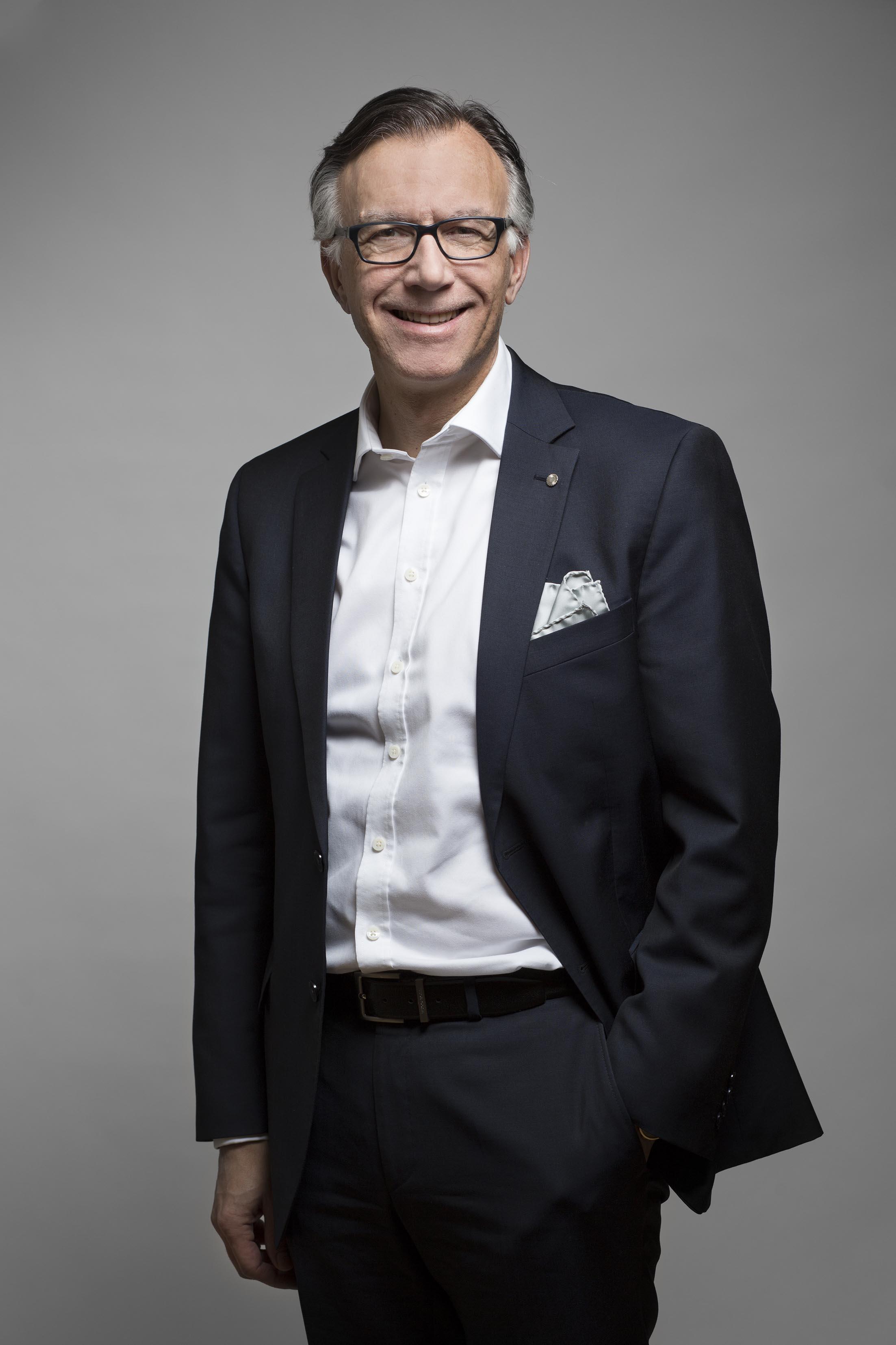 Seppo Parvi, CFO bij Stora Enso