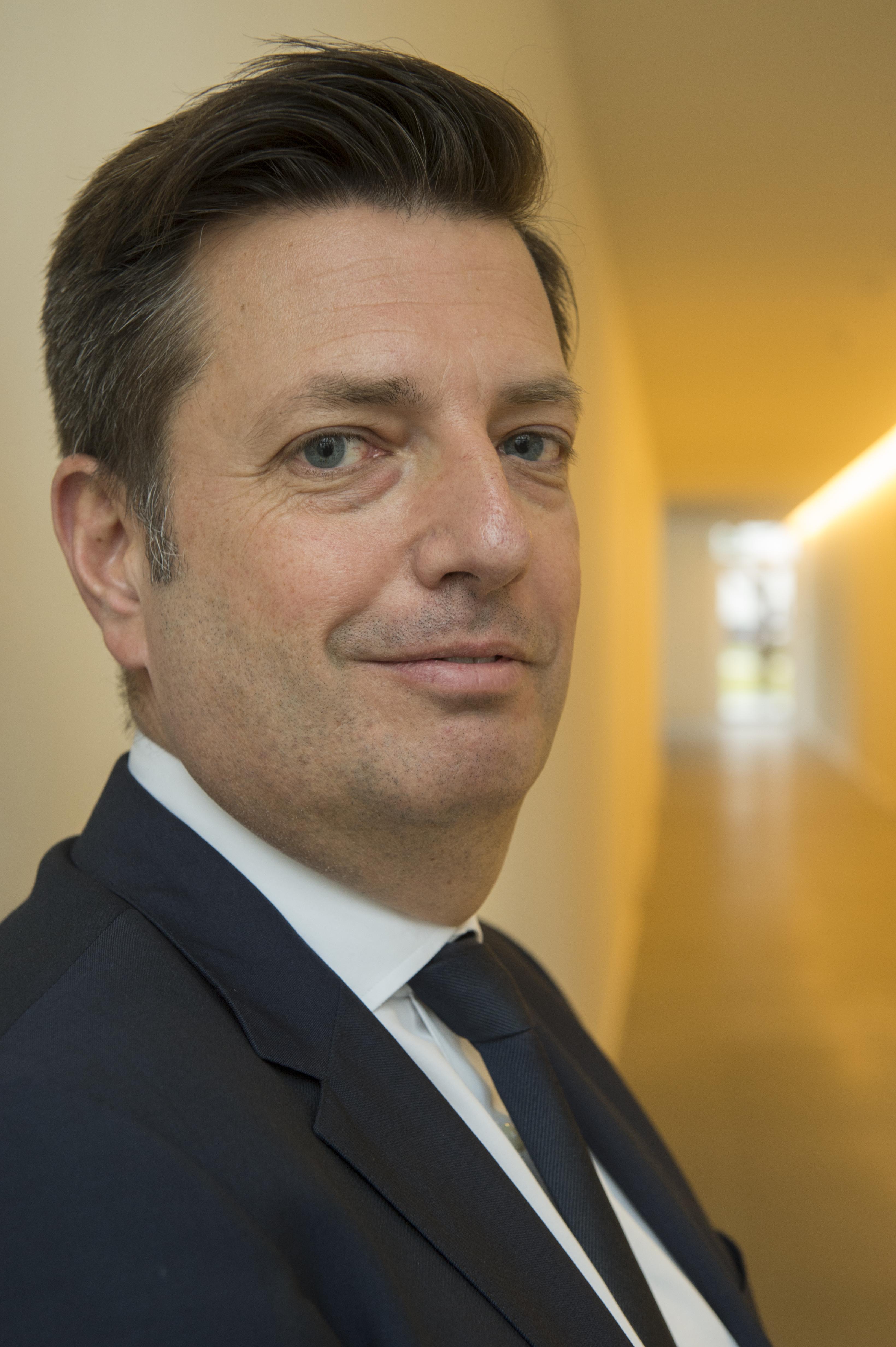 Erik Peeters, CFO bij VPK