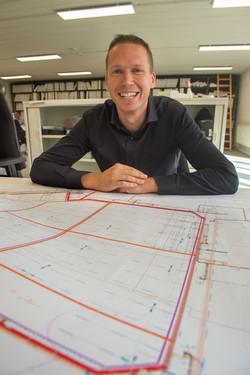 Steven Melis, CFO bij Macobo