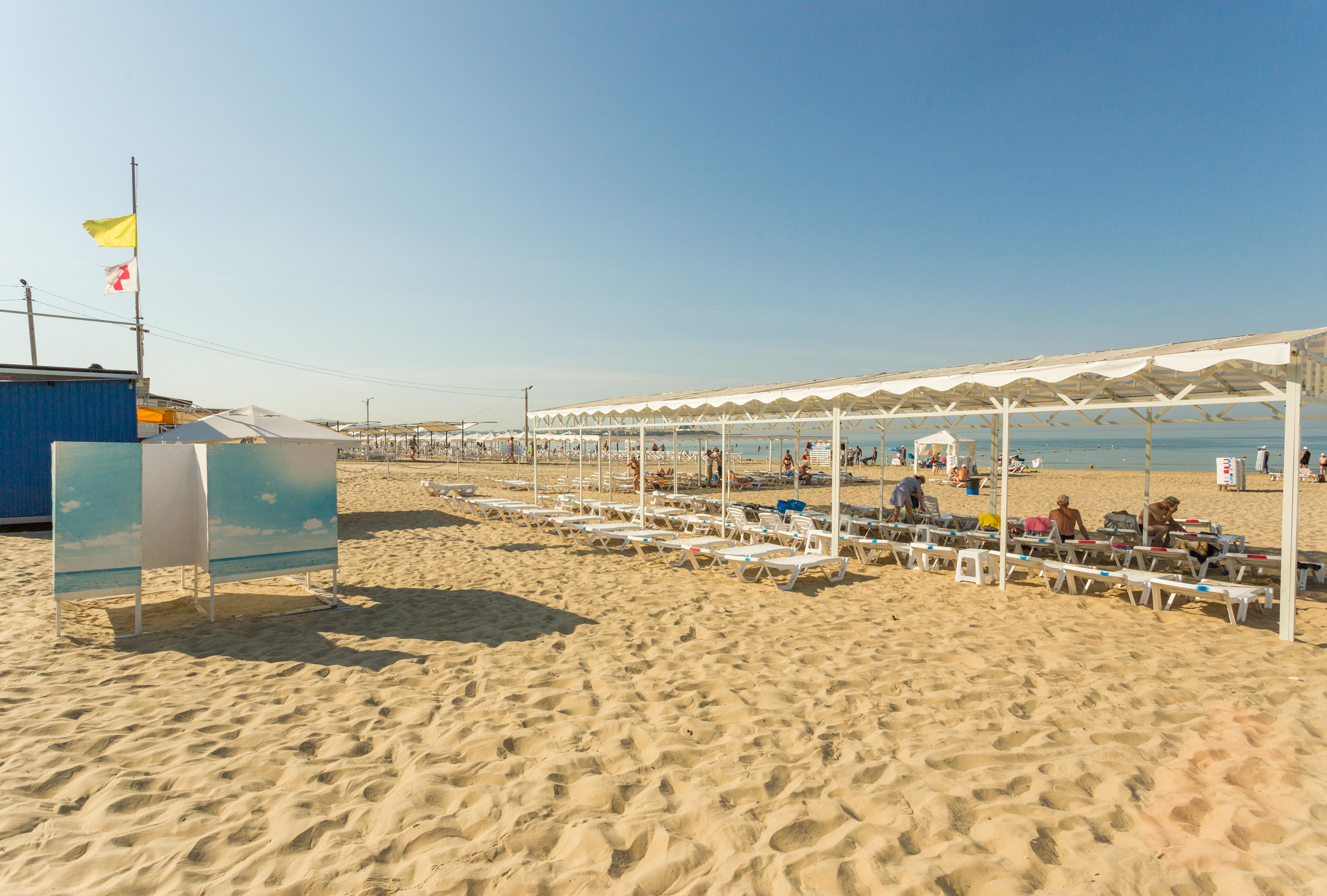 avdallini golden bay пляж