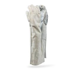 16″ Chrome Leather Glove