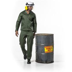 Acid Resistant D59 2PC Conti Suit2