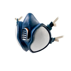 3M #4251 Maintenance Free Half Mask Respirator