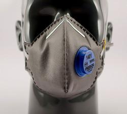 Greenline #1401 FFP2V Valved Masks