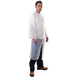 Visitors Coat, Plastic