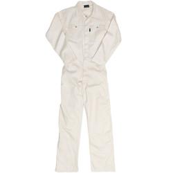 J54 Unbleached Boiler Suit