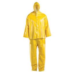 Rain Suit PVC - Yellow