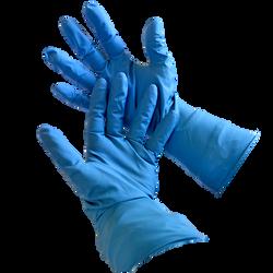 Examination Gloves High Risk Blue