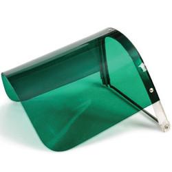 Aluminium Cap Attachment cw Green PC Vis