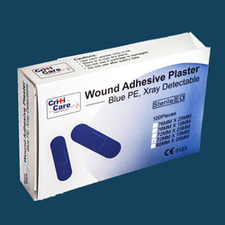 CritiCare™ Blue_X-Ray Detectable Plaster
