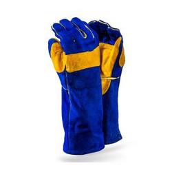 8″ Blue Welders Glove