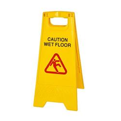 Wet Floor Sign 2pc