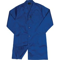 J54 100% Cotton Dust Coat