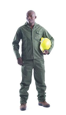 Acid Resistant D59 2PC Conti Suit