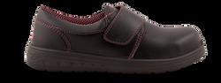 Zari Velcro Strap Safety Shoe