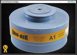 DroAir DHCS-A1 Cartridge