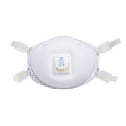 3M #9925 FFP2V Valved Mask Respirator