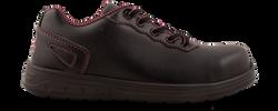 Iman Lace-up Safety Shoe