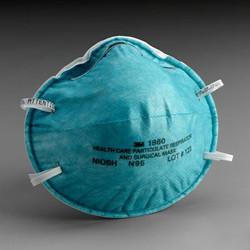 3M #1860 Health Care Particulate Respira