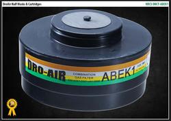 DroAir DHCT-ABEK1 Combination Cartridge.