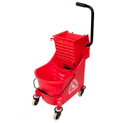 33 Litre Maxi Bucket With Divider And Wr