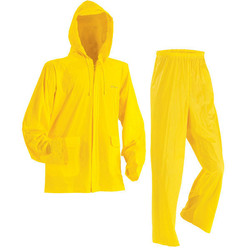 Yellow PVC Rainsuits2
