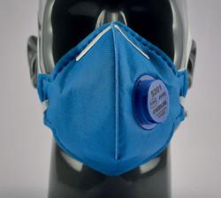 Greenline #5201 FFP2V Valved Masks